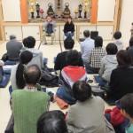 東北応援ネットワークWEST JAPAN 「石巻市のあの日、その後を聞く夕べ」@誓願寺/ 2013年1月24日