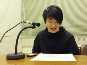 藤澤賢明さん(ラジオボランティア)
