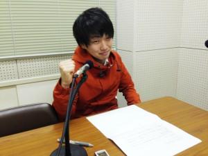 藤澤賢明さん(ラジオ制作チーム「東山キコカ」)