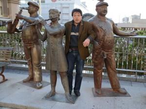 田村生宝さん(Ikuho Tamura)