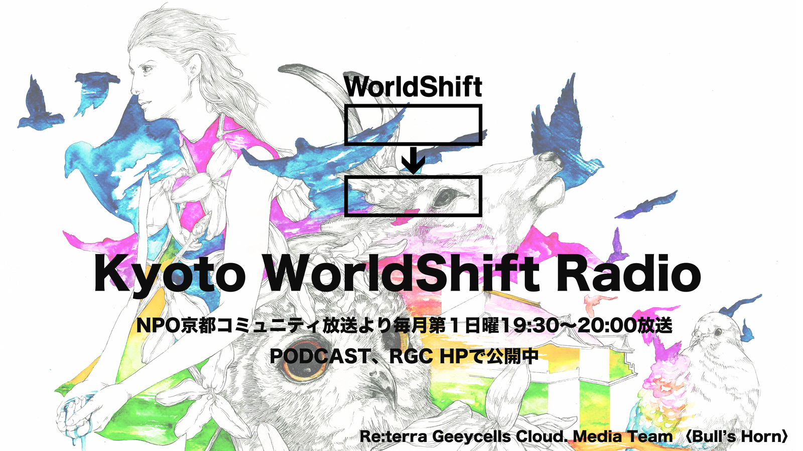 Kyoto WorldShift Radio