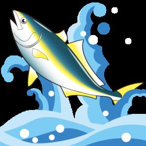 「鮮魚放送局」アプリアイコン