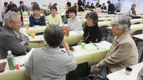 NET-GTASと仲間たち ~平和を語り合う~