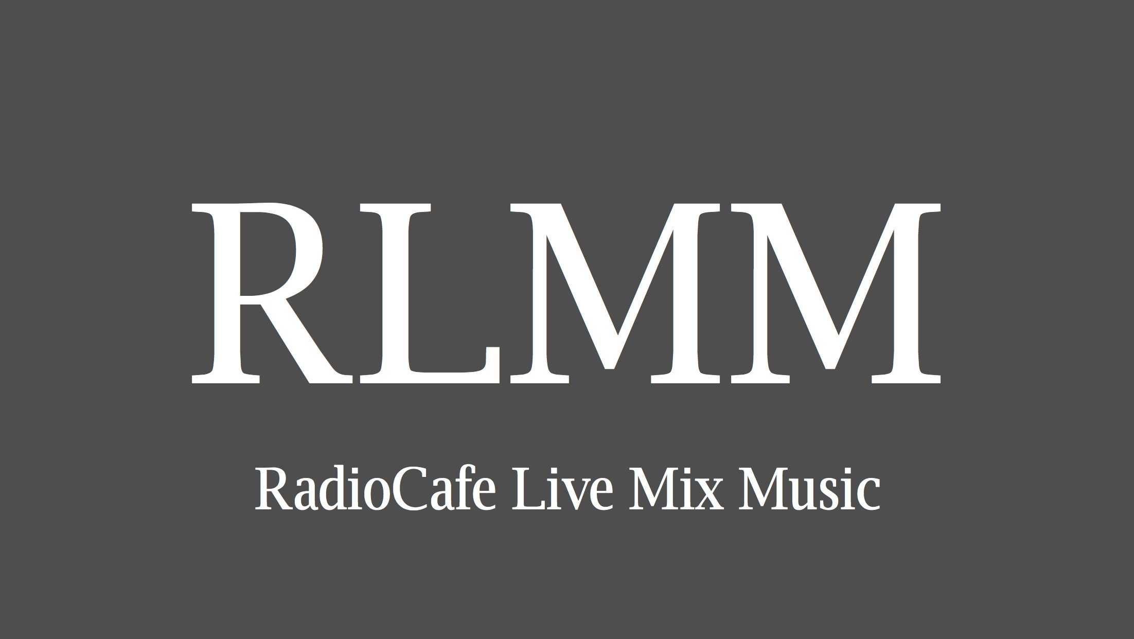 RadioCafe Live Mix Music
