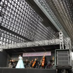 FM797京都三条ラジオカフェ開局10周年記念「京フィルティータイムコンサート」(京都駅ビル室町小路広場)