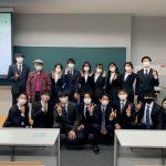 龍谷大学政策学部服部ゼミナール「キヌガサタケ研究所」チーム