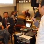 ラジオカフェ番組交流サロン 2012年2月